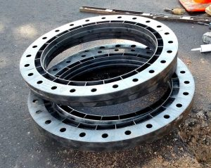 Ladtech High Density Pe Manhole Rings